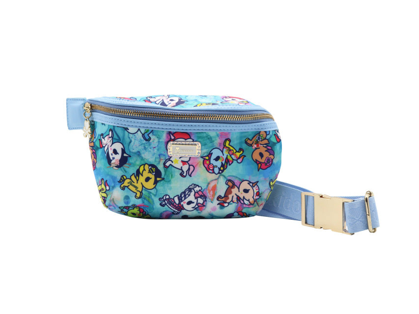 Tokidoki Watercolor Paradise Fanny Pack - PIQ
