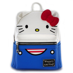 Hello Kitty Faux Leather Mini Backpack