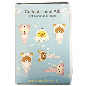 Rilakkuma Sea Otter Blind Box By Re-Ment