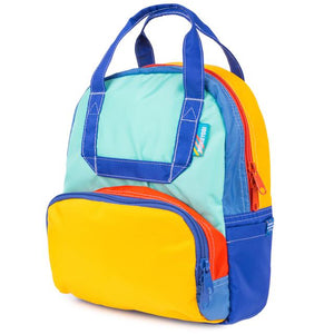 Mokuyobi Snacktime Mini  Backpack Multi Color