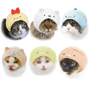 Sumikko Gurashi Cat Cap Blind Box Series