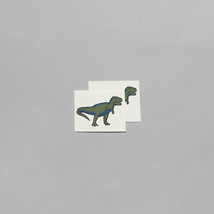 Tattly T-Rex Temporary Tattoos