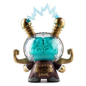 "Kidrobot Cognition Enhancer Sunday Best 8"" Dunny by Doktor A"
