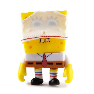 Kidrobot Nickelodeon Many Faces of Spongebob Squarepants Blind Box Mini Figure Series