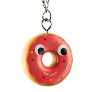 Kidrobot Yummy World Attack Of The Donut Blind Box Keychain Series