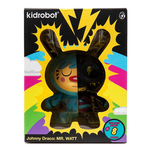 "Kidrobot 5"" Anatomical Dunny By Johnny Draco Jason Freeny"