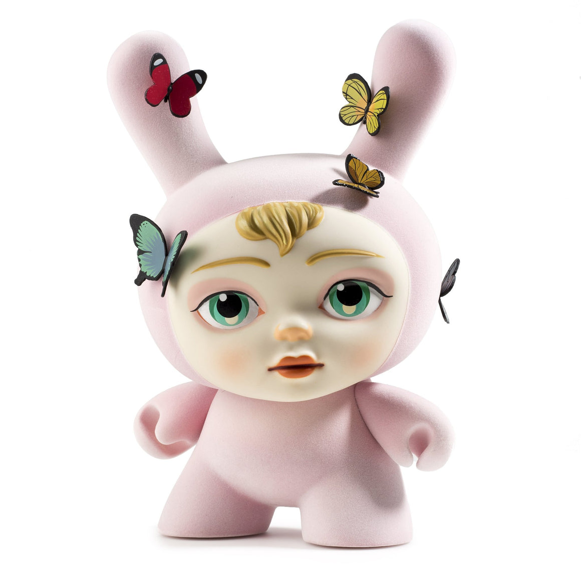 "The Dreamer 8"" Pink Dunny by Mab Graves"