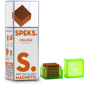 Speks 512 Magnet Set Orange