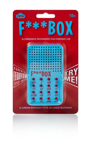Sound Machine F*** Box Sound Effects