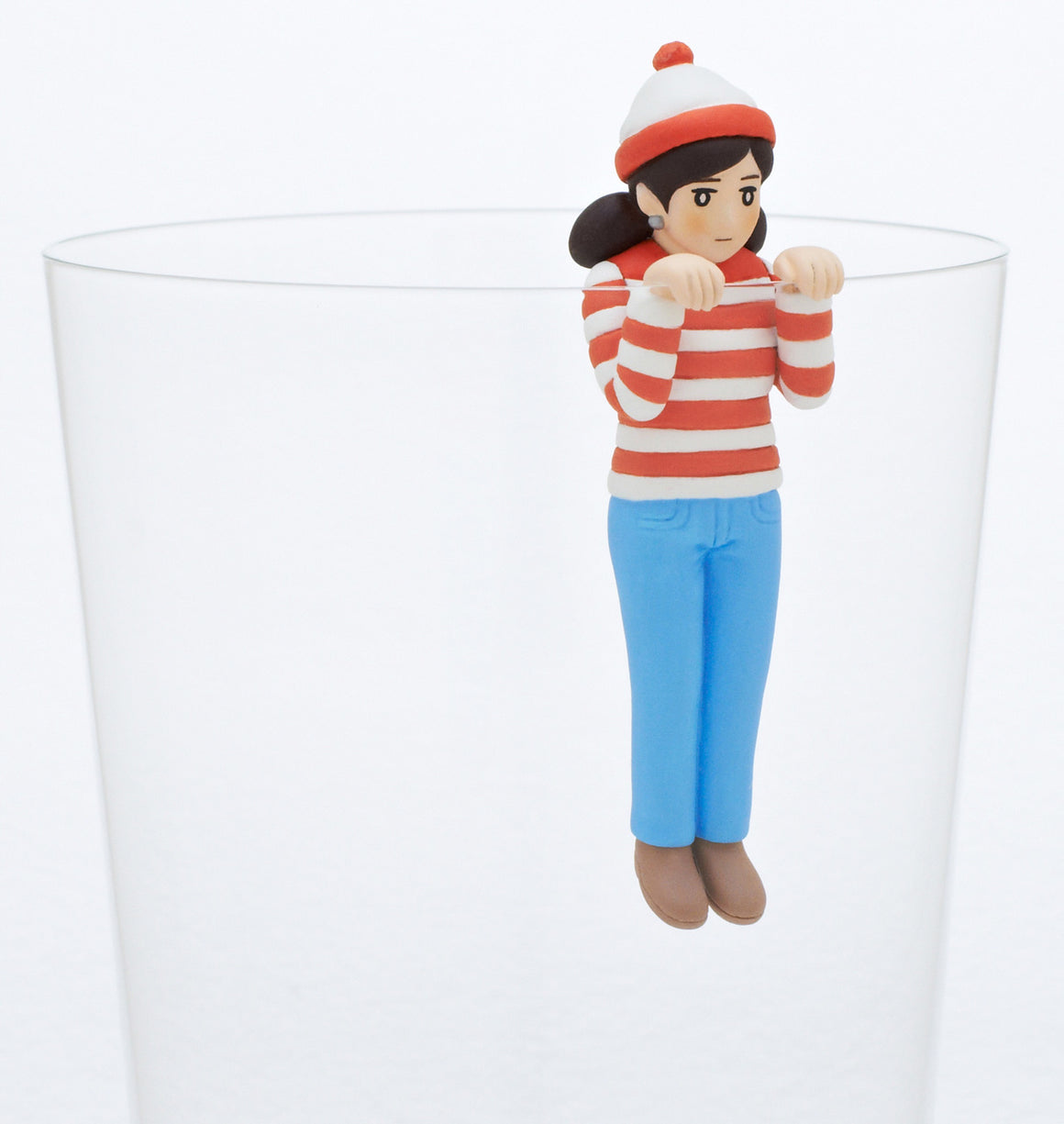 Fuchico Where's Wally (Waldo) Blind Box Series 1