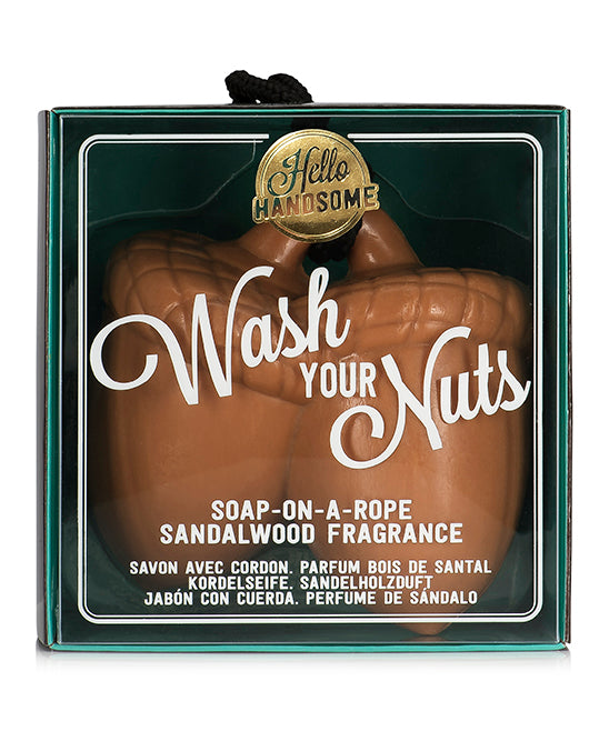 Wash Your Nuts Soap