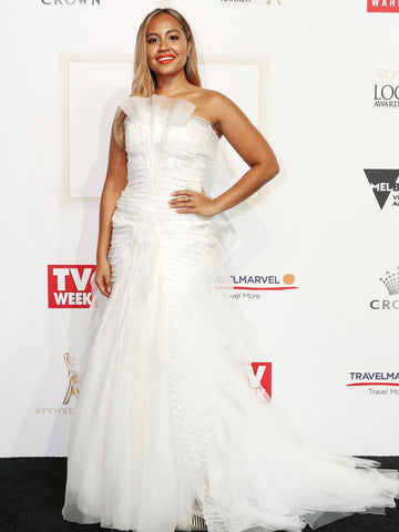 Our FAVE looks from The Logies 2017
