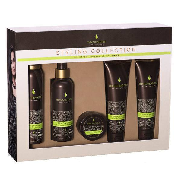 Macadamia Professional Intro Stylist Kit 5 pack