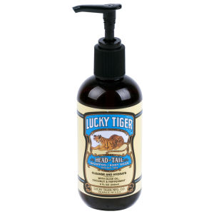 Lucky Tiger Head to Tail Shampoo and Body Wash 240ml