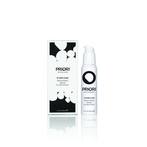 Priori Q+SOD fx220 - Brightening Serum 30ml