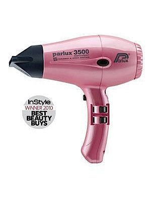 PARLUX 3500 Supercompact Ceramic and Ionic Dryer 2000W Pink