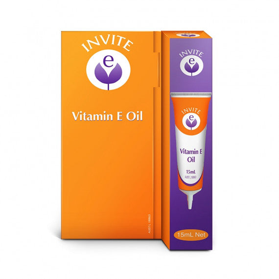 Invite e Vitamin E Oil 15ml