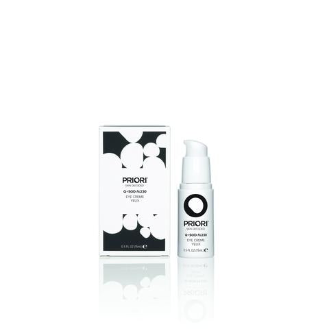 Priori Q+ SOD fx230 - Eye Creme 15ml