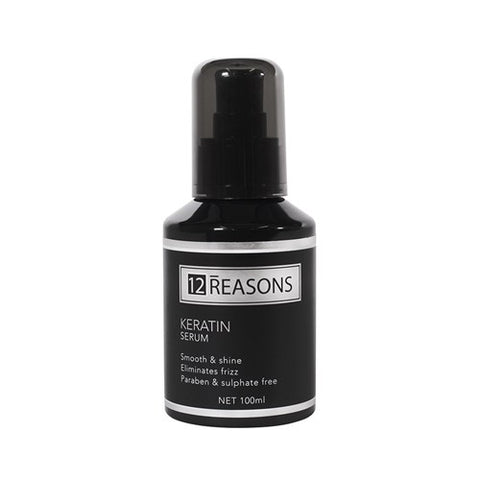 12 Reasons Keratin Treatment Serum 100ml