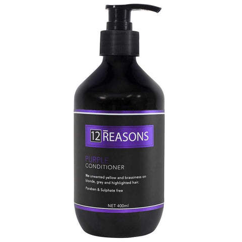 12 Reasons Purple Conditioner 400ml