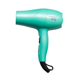 Silver Bullet Baby Travel Dryer Metallic Aqua