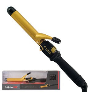 Babyliss Pro Ceramic Curling Iron 25mm