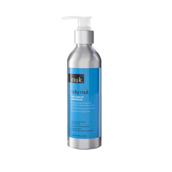 Muk Kinky Muk Curl Leave In Moisturiser 200ml