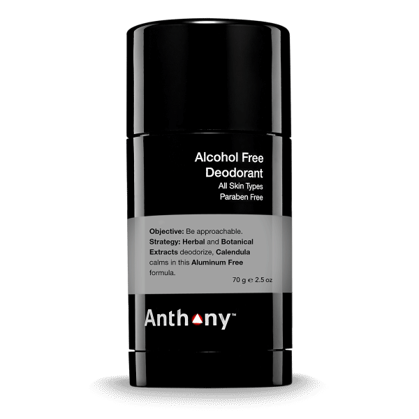 ANTHONY LOGISTICS ALCOHOL FREE DEODORANT – 70G