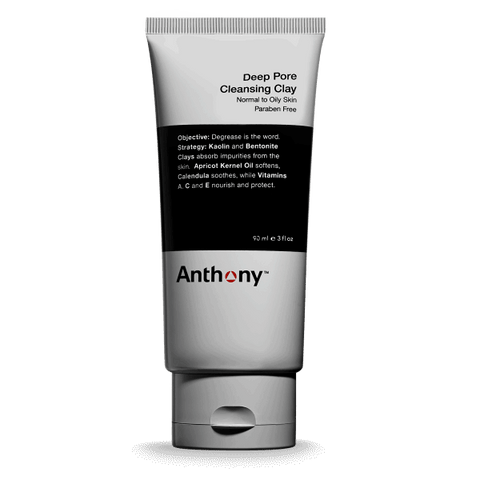 ANTHONY LOGISTICS DEEP PORE CLEANSING CLAY – 90ML