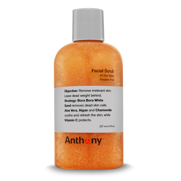 ANTHONY LOGISTICS FACIAL SCRUB – 237ML