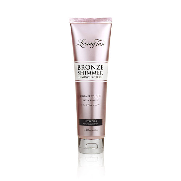 Loving Tan Bronze Shimmer Luminous Cream Ultra Dark