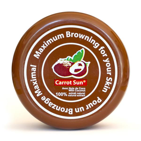 Carrot Sun Australia Coconut Tanning Cream 350ml