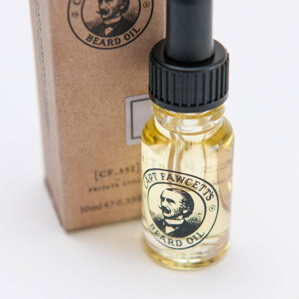 Captain Fawcett Beard Oil Private Stock Trtavel Size 10 ml