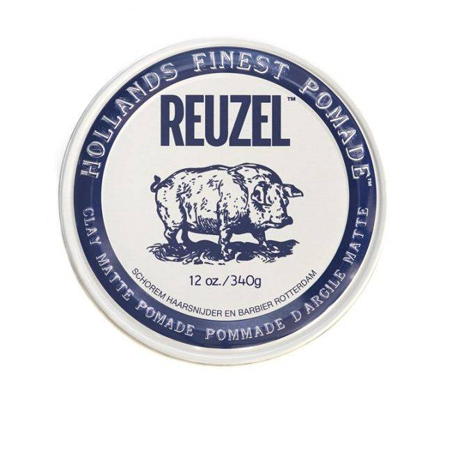 Reuzel The Clay Matte Pomade 35g