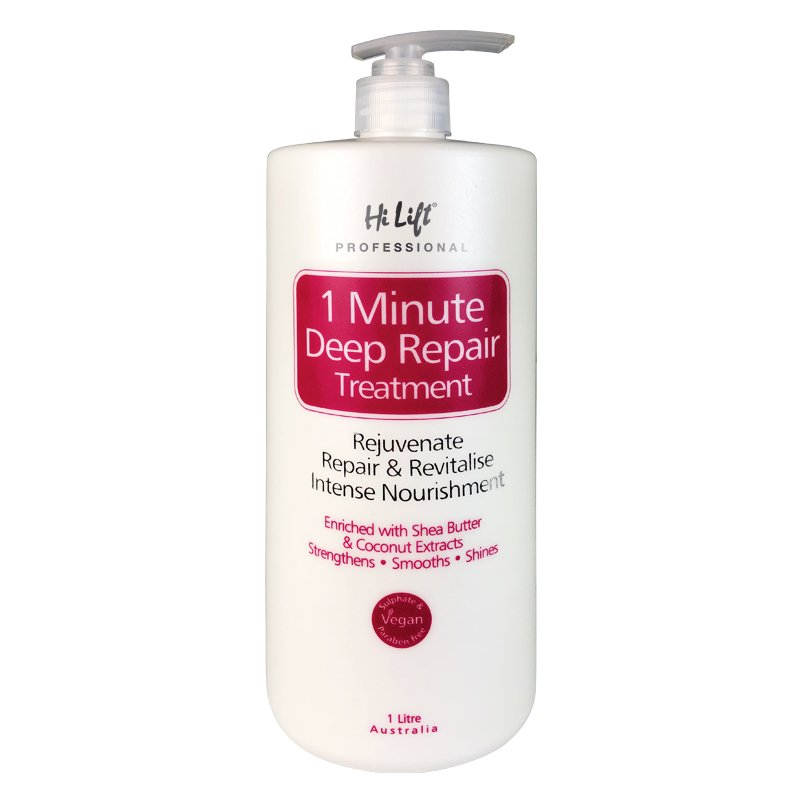 Hi Lift 1 Minute Deep Repair Treatment 1 Litre