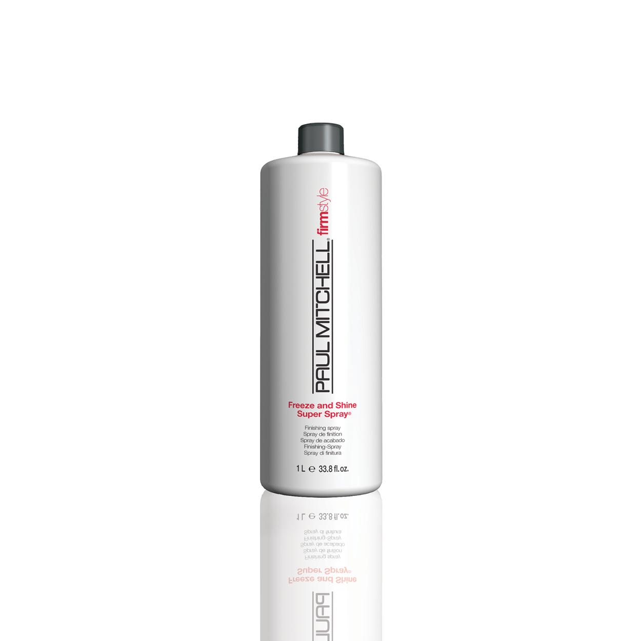 Paul Mitchell Freeze and Shine Super Spray 1 Litre