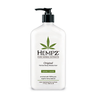 Hempz Pure Herbal Moisturiser 500ml