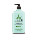 Hempz Triple Moisture Herbal Whipped Body Creme 500ml