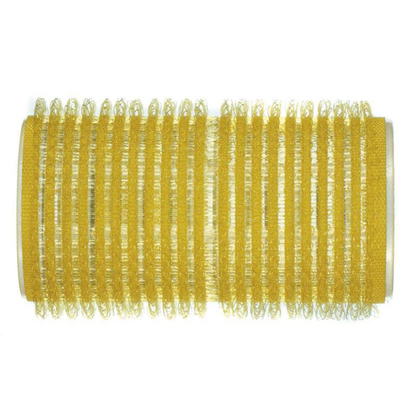 Hi Lift 32mm Valcro Roller Yellow 6 Pack