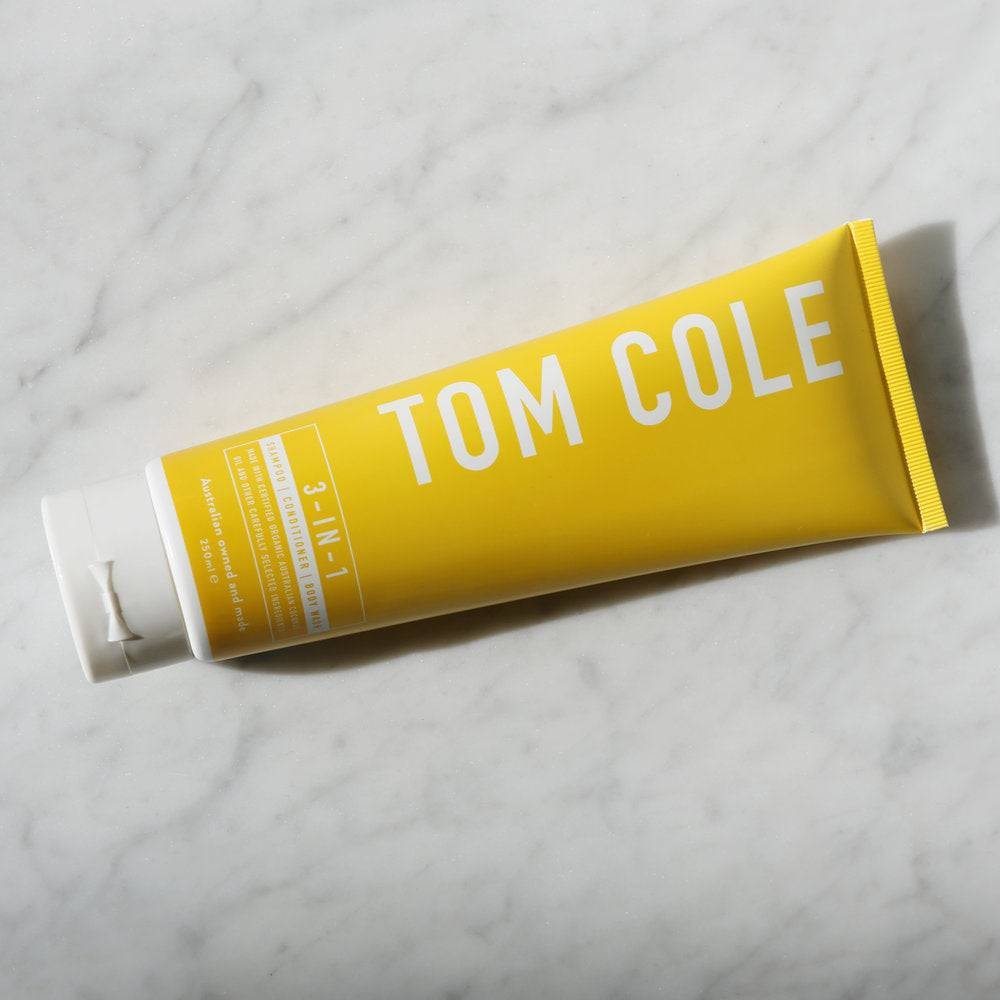 Tom Cole 3 in 1 Wash 250ml