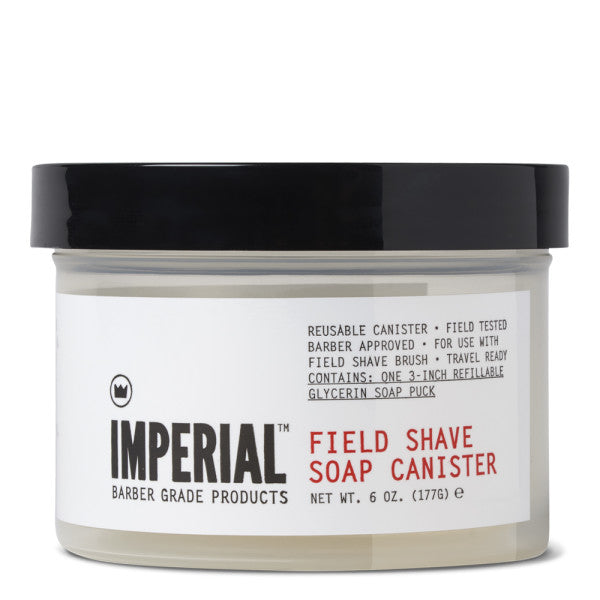 Imperial Field Shave Soap Canister 177g