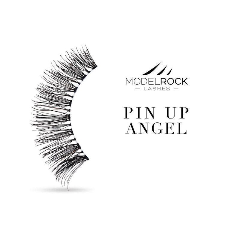 Model Rock Signature Lash Pin Up Angel Pack 5