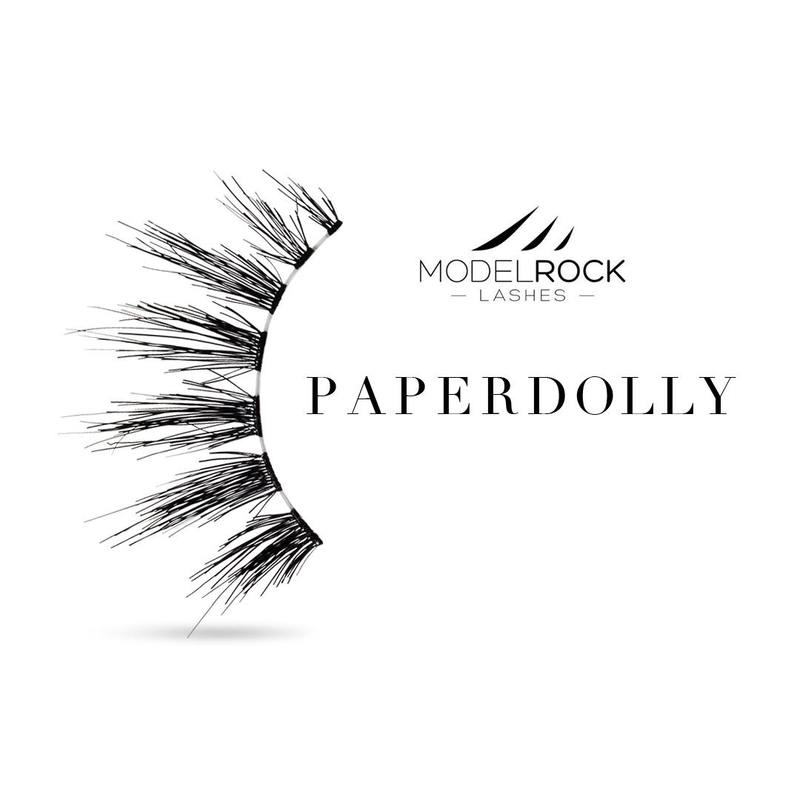 Model Rock Signature Lash Paper Dolly Pack 5