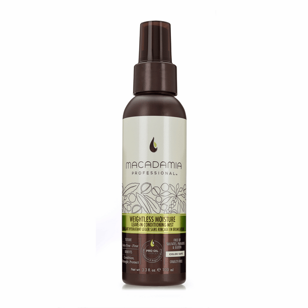 Macadamia professional Weightless Moisture Conditioning Spray 236ml
