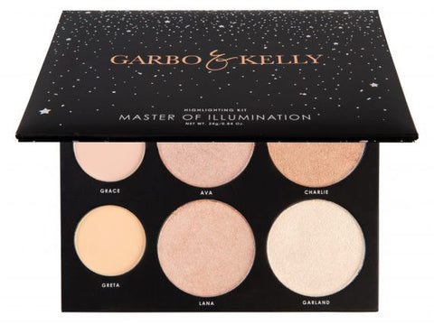 Garbo And Kelly Highlighting Kit