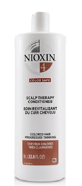 Nioxin System 4 Scalp Therapy Revitalizing Conditioner