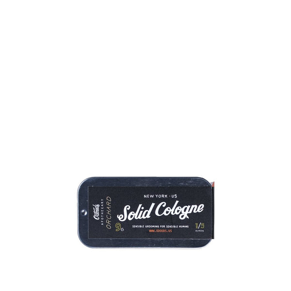 O'Douds Orchard Solid Cologne 9g