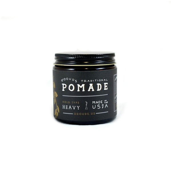 O'Douds Traditional Heavy Pomade 4oz