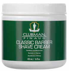 Clubman Classic Barber Shave Cream 453ml