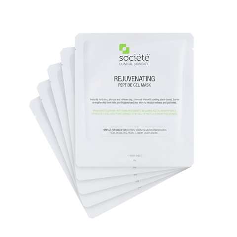 Societe Rejuvenating Peptide Mask 5 peice